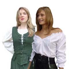Dames Blouses en Vestjes