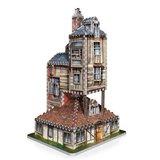 Harry Potter 3D The Burrow (Weasley Family Home) van 415 stukjes