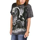 the Mountain T-Shirt, Black Dragon