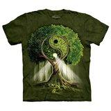 T-Shirt, Yin Yang Tree