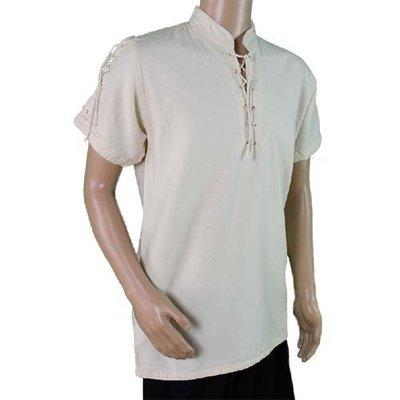 Middeleeuwen Hemd met korte mouwen Natuur