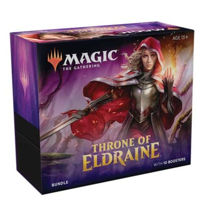 Throne of Eldraine Planeswalker Bundle