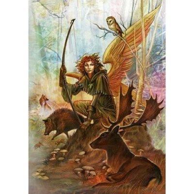 Briar Kaart Angel of Earth