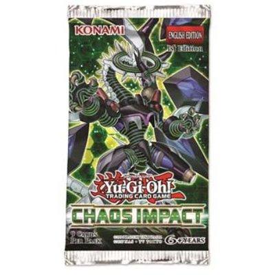 Yu-Gi-Oh! Chaos Impact Booster