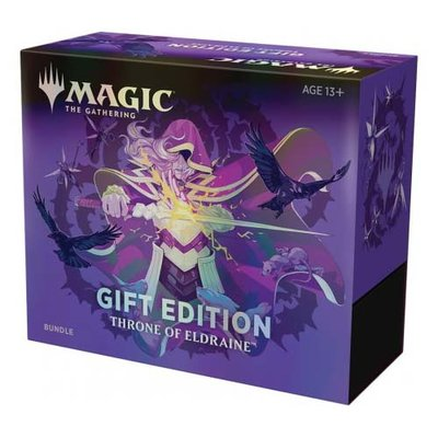 Throne of Eldraine Planeswalker Bundle Edition