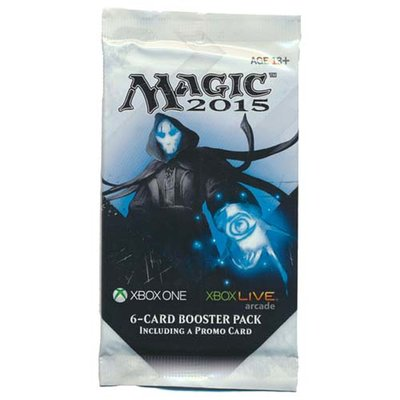 Magic: the Gathering 2015 Special 6-card booster
