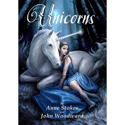 Anne Stokes Unicorns Book
