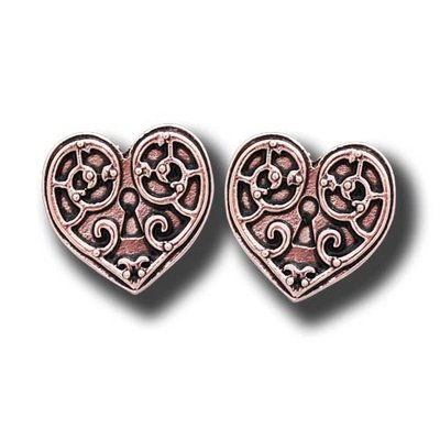Engineerium, Valkyrie Heart Earrings