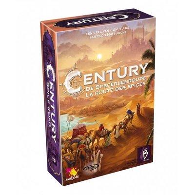 Century, De Specerijen Route