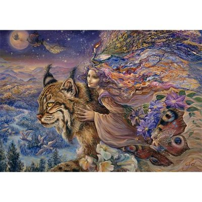 Puzzel Josephine Wall, Flight of the Lynx