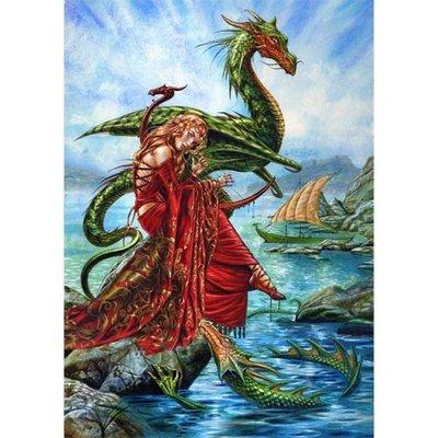 Briar Kaart The Dragon Charmer's Daughter