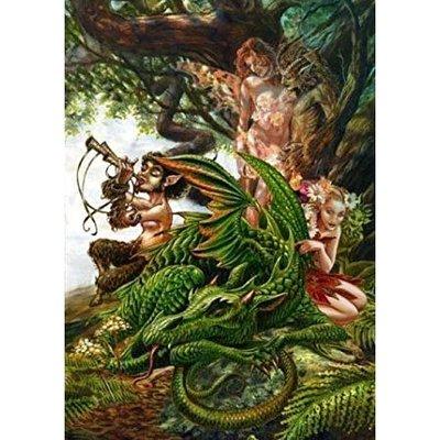 Briar Kaart Let Sleeping Dragons Lay