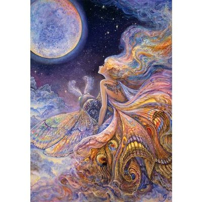 Puzzel Josephine Wall, Fly me to the Moon