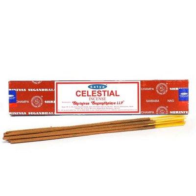 Celestial Nag Champa Wierook 15 Gram
