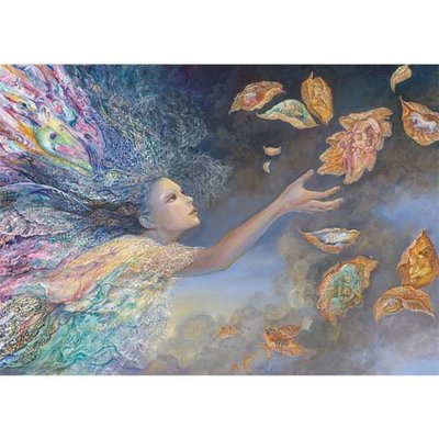 Puzzel Josephine Wall, Catching Wishes