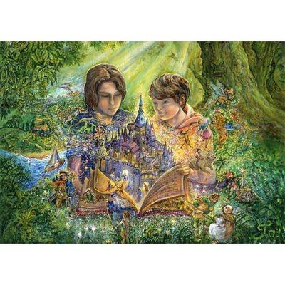 Puzzel Josephine Wall, Magical Storybook