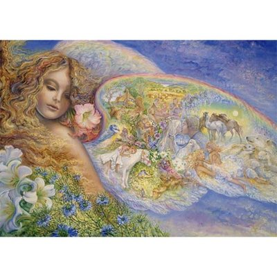 Puzzel Josephine Wall, Wings of Love