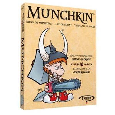 Munchkin 1 Nederlands