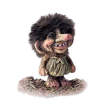 Nyform Troll Small Girl