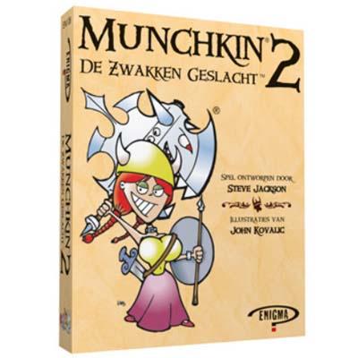 Munchkin 2 Nederlands