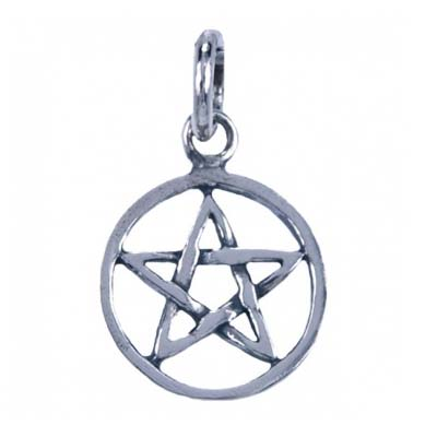 Ringed Pentagram 12mm