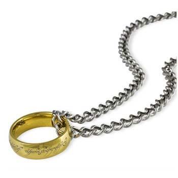 One Ring aan Ketting