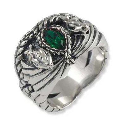 Berahir, Aragorns Ring Zilver