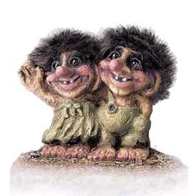 Nyform Troll Twins