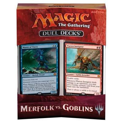 Duel Deck Merfolk vs Goblins