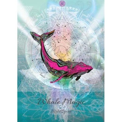 Karin Roberts Kaart Whale Magic