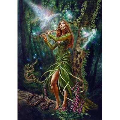 Briar Kaart The Faerie Reel