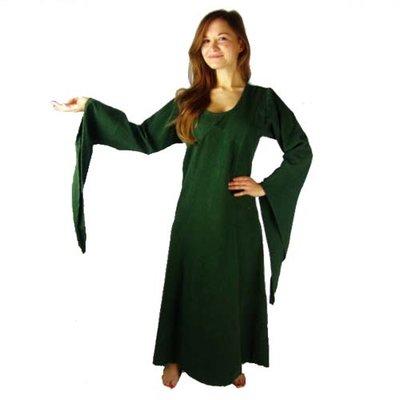 Jurk Marian groen
