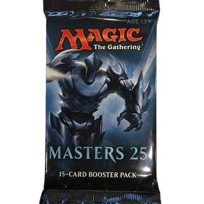 Modern Masters 25 Booster