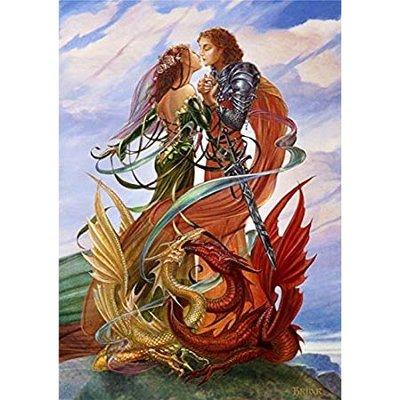 Briar Kaart Dragon Handfasting