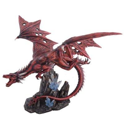 Draak Red Fury