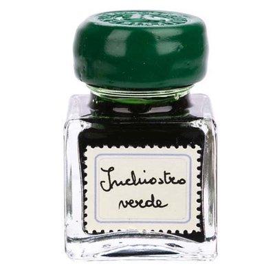 Schrijfinkt 25ml, Groen