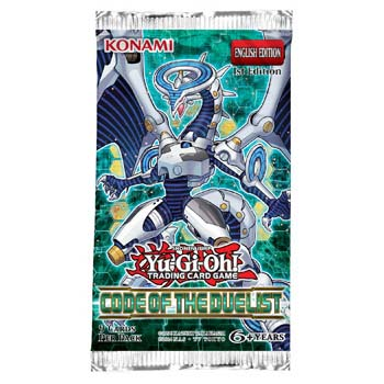 Yu-Gi-Oh! Booster Code of the Duelist