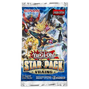 Yu-Gi-Oh! Booster Star Pack VRAINS