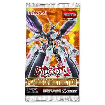 Yu-Gi-Oh! Booster Flames of Destriction