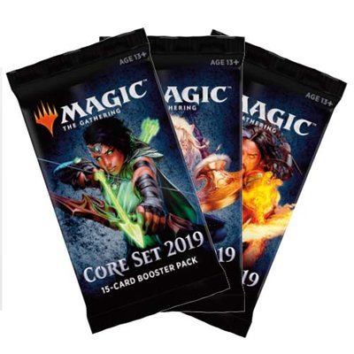 Magic: the Gathering Core 2019 Booster
