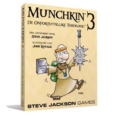 Munchkin 3 Nederlands