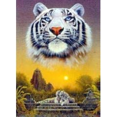Legends Cards Witte Tijger