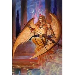 Briar Kaart Angel of Fire