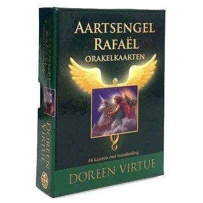 Aartsengel Rafael Orakel kaarten