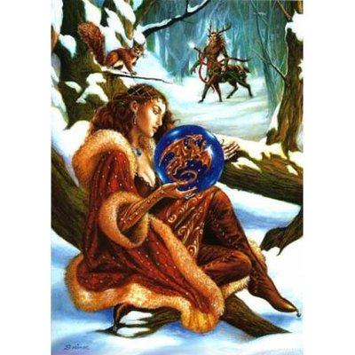 Briar Kerstkaart Joyeux Noel