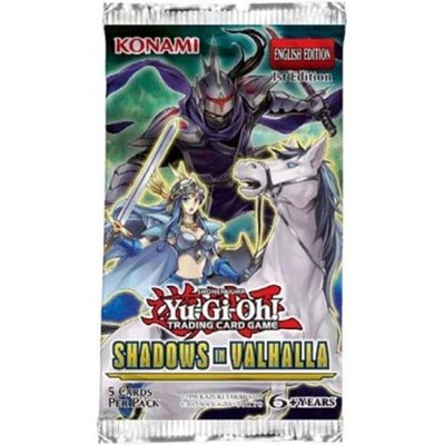Yu-Gi-Oh! Booster Shadows in Valhalla