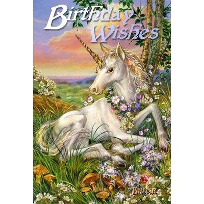 Briar Kaart Newborn Unicorn