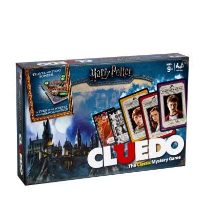 Harry Potter Cluedo 2e Editie
