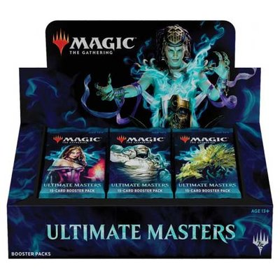 Ultimate Masters Boosterbox