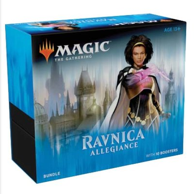 Magic: the Gathering Ravnica Allegiance Bundle